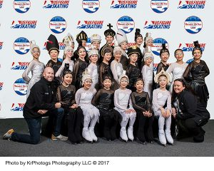SFIT Novice 2017 TOI Nationals