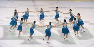 SCSF Synchronized Skating