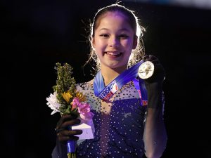 Alysa Liu US Figure Skating Champion